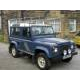 factory built defender 90 county