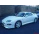 1995 MITSUBISHI WHITE Manual FTO GPX Mvec 2.0