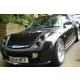 Smart Roadster Brabus Coupe Convertible 2004, 49,000 miles, �8,500