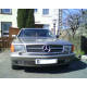 MERCEDES 420SEC pillarless coupe.